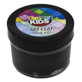 Funny Kids Sanat Kili 45gr SİYAH