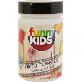 Funny Kids Foto Transfer Tutkalı 100cc 4204