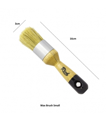 Rich Chalked Wax Brush Small- Eskitme Fırça Kısa