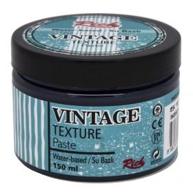Rich Vintage Texture Pasta 150cc - 5102 İNDİGO