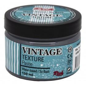 Rich Vintage Texture Pasta 150cc - 5104 ANTRASİT