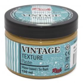 Rich Vintage Texture Pasta 150cc - 5114 KARAMEL
