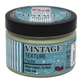 Rich Vintage Texture Pasta 150cc - 5116 ANTİK YEŞİL