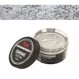 Rich Chrome Texture Pasta 150cc - 9218 GÜMÜŞ