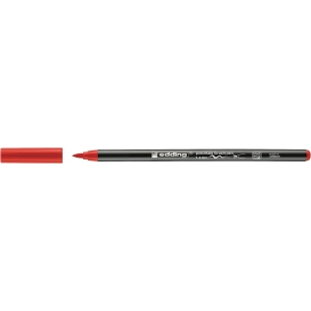Edding Porselen Kalemi 4200 - KIRMIZI