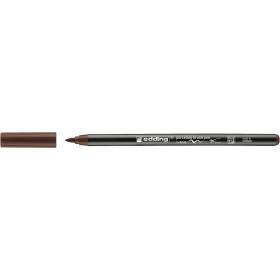 Edding Porselen Kalemi 4200 - KAHVERENGİ