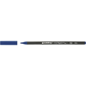 Edding Porselen Kalemi 4200 - ÇELİK MAVİSİ