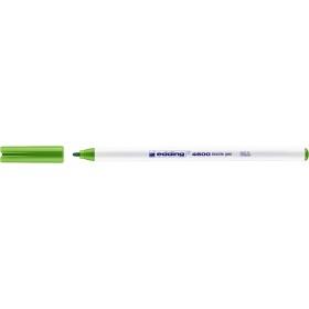 Edding 4600 Kumaş Boyama Kalemi Açık Yeşil