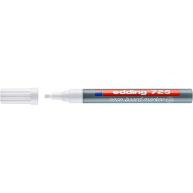 Edding 725 Fosforlu Tahta Kalemi Beyaz