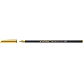 Edding 1200 Grafik Kalemi Metalik Altın