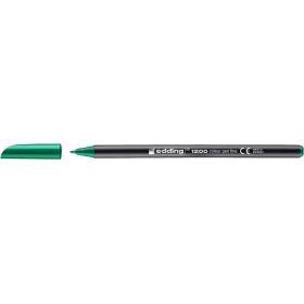 Edding 1200 Keçeli Kalem Yeşil