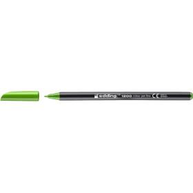 Edding 1200 Grafik Kalemi Açık Yeşil