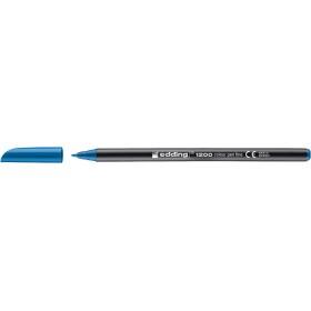 Edding 1200 Grafik Kalem Açık Mavi