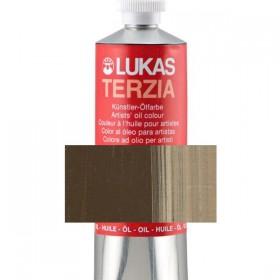 Lukas Terzia Yağlı Boya 37 ml. 595 BURNT UMBER