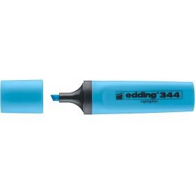 Edding 344 Fosforlu Kalem Mavi