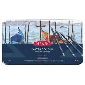 Derwent Watercolour Suluboya Kalemi Seti 36'lı