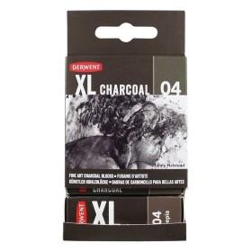 Derwent XL Charcoal Füzen Blok Sepia No:04