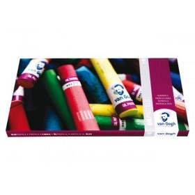 Talens VanGogh Yağlı Pastel Boya 60 Renk