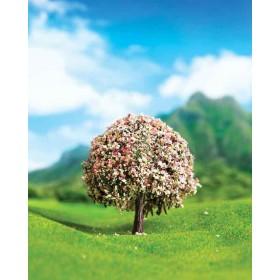 Pamuk Çiçekli Ağaç 7 cm 2 li