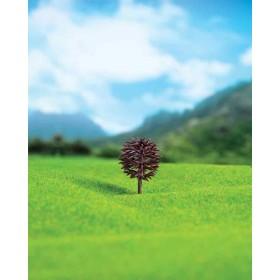 Yuvarlak Ağaç Dalı Çam 3,5 cm 4 lü