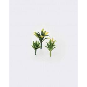 Yaprak 3 cm 3 lü
