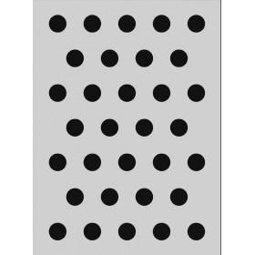 M001 Stencil 14x20 cm