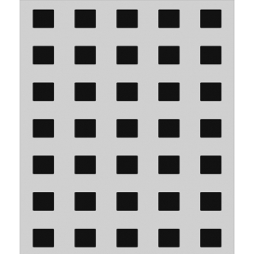 M002 Stencil 14x20 cm