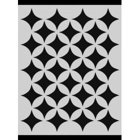M006 Stencil 14x20 cm