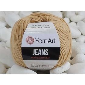 YarnArt Jeans Amigurumi El Örgü İpi 50gr - 07 NOHUT