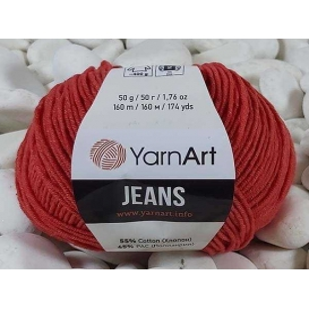 YarnArt Jeans Amigurumi El Örgü İpi 50gr - 26 NARÇİÇEĞİ