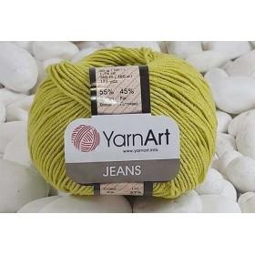 YarnArt Jeans Amigurumi El Örgü İpi 50gr - 29 FISTIK