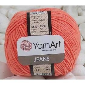 YarnArt Jeans Amigurumi El Örgü İpi 50gr - 61