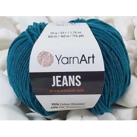 YarnArt Jeans Amigurumi El Örgü İpi 50gr - 63