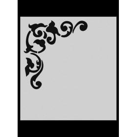 M026 Stencil 14x20 cm