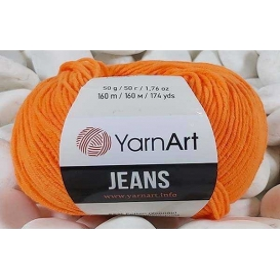 YarnArt Jeans Amigurumi El Örgü İpi 50gr - 77