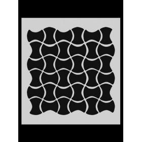 M030 Stencil 14x20 cm