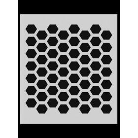 M031 Stencil 14x20 cm