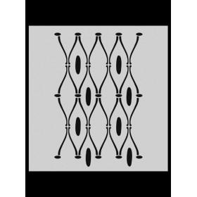 M040 Stencil 14x20 cm