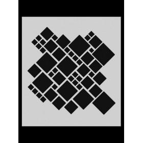 M043 Stencil 14x20 cm
