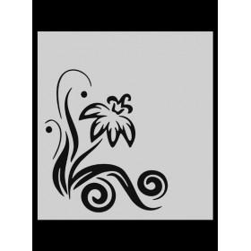 M044 Stencil 14x20 cm