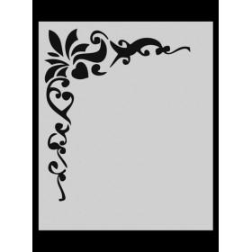 M046 Stencil 14x20 cm