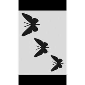S002 Stencil 9x16 cm