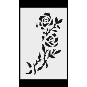 S006 Stencil 9x16 cm