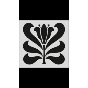 S020 Stencil 9x16 cm