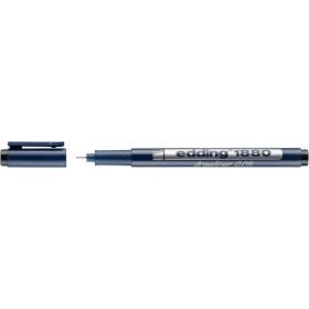 Edding 1880 Teknik Çizim Kalemi 0.05 mm SİYAH