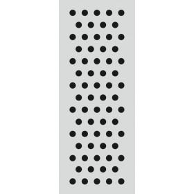 U003 Stencil 10x25 cm