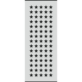 U008 Stencil 10x25 cm