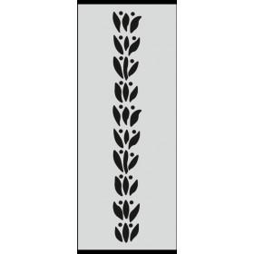 U029 Stencil 10x25 cm