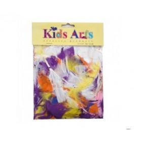 Kids Arts Renkli Tüyler HX-01
