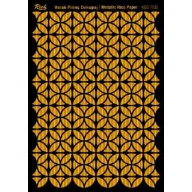 Rich Varak Soft Dekopaj Kağıdı 29x42cm - 7000 ALTIN